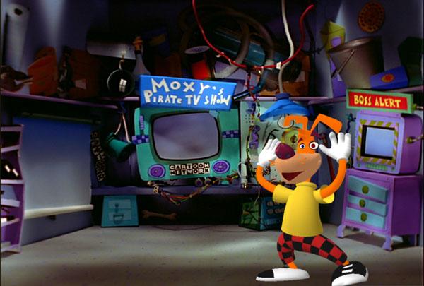 The Moxy Show Cartoon